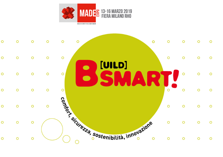 Build smart Milano event