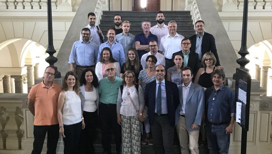 ReSHEALience meeting in Milano
